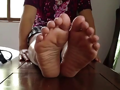 Foot Fetish Thai Amateur Asian Cute Feet Fetish