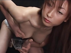 Angel Gorgeous Japanese Lactation Tits