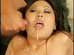 Tattoo Pussy Fuck Facials Cute Asian