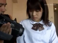 Japanese Really Schoolgirl Tits