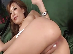 Asian Creampie Pussy Shaved