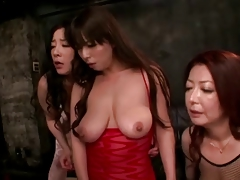 Asian Japanese Lesbians Mature MILF Squirting
