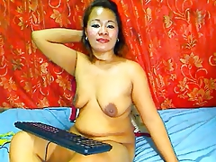 Thai Mature Goth Emo Chick