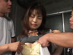 Asian Blowjob Fuck Hardcore Japanese Teen Threesome