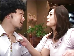 Creampie Fuck Japanese Mature Pretty