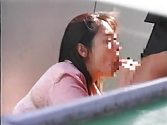 Japanese Spycam Blowjob