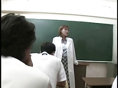Japanese Pretty Pussy Teacher