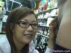 Amateur Asian Blowjob Japanese Outdoor Public Really Tits