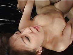 Asian Bus Busty Japanese