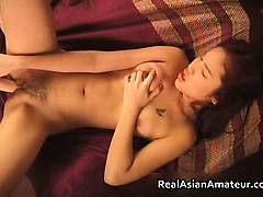 Amateur Asian Black Ebony Petite Teen