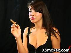 Smoking Anal Crazy Domination Fetish Kinky