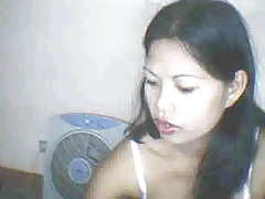 Blowjob Filipina MILF Asian Webcam