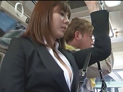 Public Asian Gorgeous Handjob Japanese