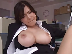 Asian Cum Cumshot Japanese Office