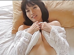 Asian Teen Babe Nude Bedroom