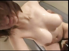 Erotic Gorgeous Japanese Pornstar Tits