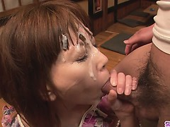 Toys Tattoo Sucking Shaved MILF Hardcore Fuck Facials Dildo