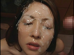 Asian Bukkake Cum Cumshot Dirty Facials Japanese