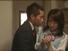 Asian Blowjob Japanese Office