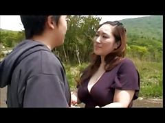 Car Japanese Pornstar Sweet Tits