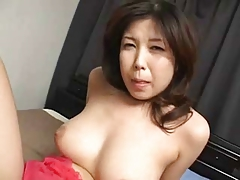 Asian Bus Busty Creampie Japanese Mature MILF Pretty