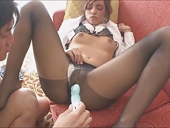 Stockings Pornstar Japanese Asian