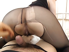 Asian Babe Japanese Pantyhose Redhead Teen