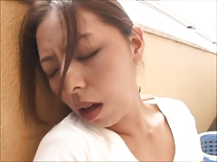Asian Blowjob Japanese MILF Tits Wife