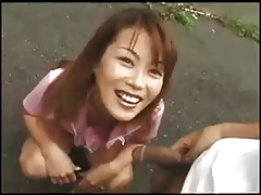 Public Outdoor MILF Japanese