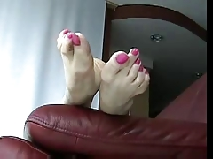 Asian Feet Fetish Foot Fetish POV