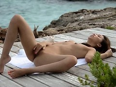 Angel Asian Masturbation Mongolian Outdoor Teasing
