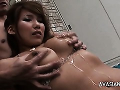 Amateur Asian Bathroom Bikini Deepthroat Fingering Hairy Sucking Teen
