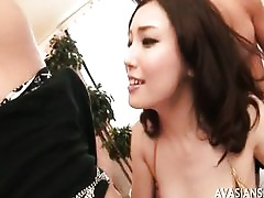 Amateur Asian Ass Crazy Fingering Kinky Threesome