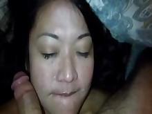 Asian Cum Dick Indonesian Student