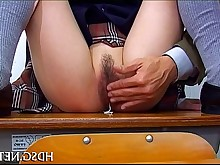 Asian Blowjob Fuck Hardcore Japanese Pussy Really Rough Schoolgirl