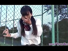 Asian Babe HD Japanese Masturbation Petite Public Skirt Squirting