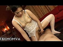 Deepthroat Dick Fuck Gorgeous Hardcore Hooker Japanese Kinky Mammy